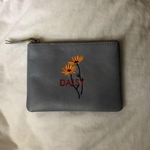 Madewell daisy wallet